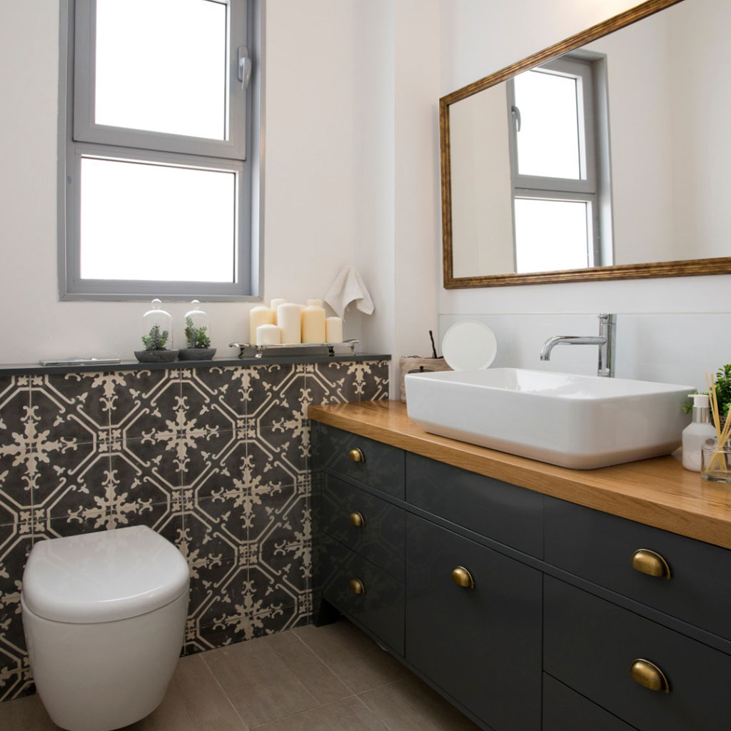 אביזרי אמבטיה בעיצובים מודרניים